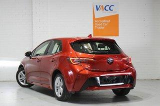 2019 Toyota Corolla Mzea12R Ascent Sport Orange 10 Speed Constant Variable Hatchback