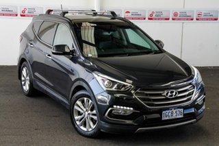 2016 Hyundai Santa Fe DM Series II (DM3) Active (4x4) Blue 6 Speed Automatic Wagon.