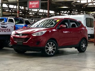 2011 Hyundai ix35 LM MY11 Active Red 6 Speed Sports Automatic Wagon.