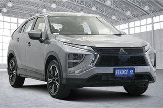 2020 Mitsubishi Eclipse Cross YB MY21 ES 2WD Titanium 8 Speed Constant Variable Wagon.