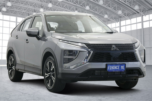 Used Mitsubishi Eclipse Cross YB MY21 ES 2WD Victoria Park, 2020 Mitsubishi Eclipse Cross YB MY21 ES 2WD Titanium 8 Speed Constant Variable Wagon