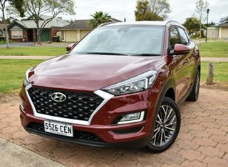 2020 Hyundai Tucson TL4 MY20 Active X 2WD Red 6 Speed Automatic Wagon.