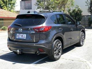 2016 Mazda CX-5 KE1022 Akera SKYACTIV-Drive AWD Grey 6 Speed Sports Automatic Wagon.