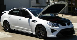 2017 Holden Special Vehicles GTS Gen-F2 MY17 R White 6 Speed Sports Automatic Sedan