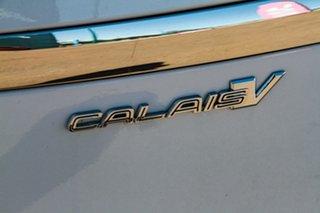2013 Holden Calais VF MY14 V Sportwagon White 6 Speed Sports Automatic Wagon