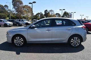 2020 Hyundai i30 PD2 MY20 Active Billet Silver 6 Speed Sports Automatic Hatchback