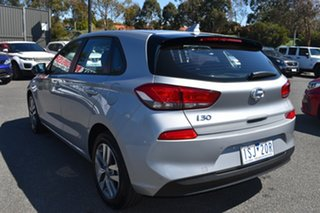 2020 Hyundai i30 PD2 MY20 Active Billet Silver 6 Speed Sports Automatic Hatchback.