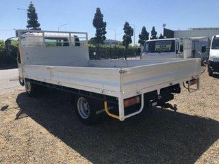 2018 Hino 300 616 White Tray 4.0l
