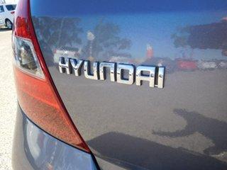 2012 Hyundai i20 PB MY12 Active Grey 4 Speed Automatic Hatchback
