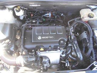 2011 Holden Cruze JH Series II MY11 SRi White 6 Speed Manual Sedan