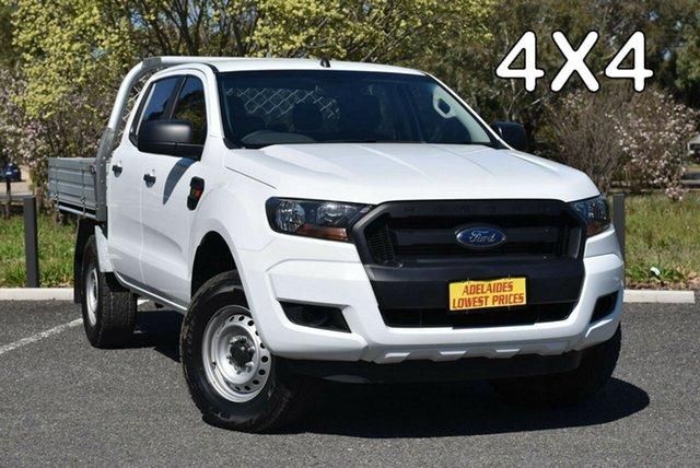 Used Ford Ranger PX MkII 2018.00MY XL Morphett Vale, 2018 Ford Ranger PX MkII 2018.00MY XL White 6 Speed Manual Utility