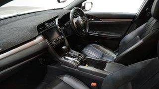 2018 Honda Civic 10th Gen MY18 VTi-LX White 1 Speed Constant Variable Hatchback