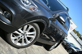 2012 Mazda CX-9 MY13 Grand Touring Grey 6 Speed Auto Activematic Wagon.