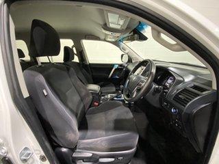 2019 Toyota Landcruiser Prado GDJ150R GX White 6 Speed Sports Automatic Wagon.