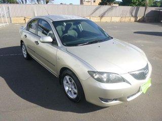 2004 Mazda 3 BK10F1 Neo Gold 4 Speed Sports Automatic Sedan.