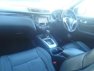 2016 Nissan Qashqai J11 TI Black Magic Continuous Variable Wagon