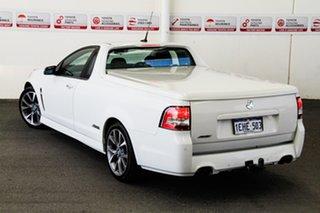 2013 Holden Ute VF SS-V White 6 Speed Automatic Utility