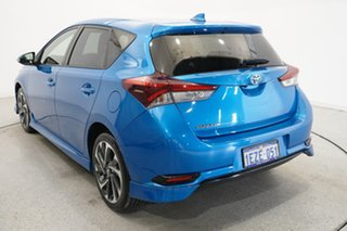 2016 Toyota Corolla ZRE182R SX S-CVT Blue 7 Speed Constant Variable Hatchback.