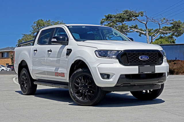 Used Ford Ranger Capalaba, RANGER 2021.75 DOUBLE PU . FX4 3.2L 6M 4X4