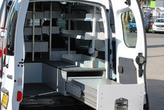 2017 Renault Kangoo F61 Phase II SWB EDC White 6 Speed Sports Automatic Dual Clutch Van
