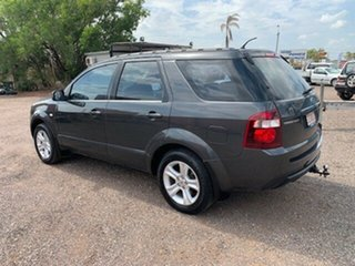 2010 Ford Territory TX Grey 4 Speed Auto Active Select Wagon