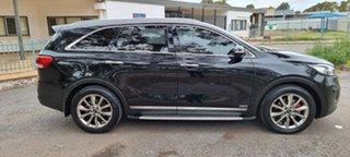 2017 Kia Sorento UM MY17 GT-Line AWD Black 6 Speed Sports Automatic Wagon.