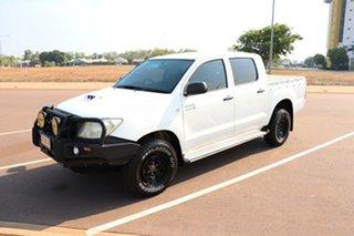 Hilux 4x4 SR 3.0L T Diesel Manual Double Cab