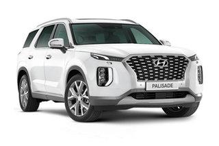 2021 Hyundai Palisade LX2.V2 Elite White Cream 8 Speed Automatic
