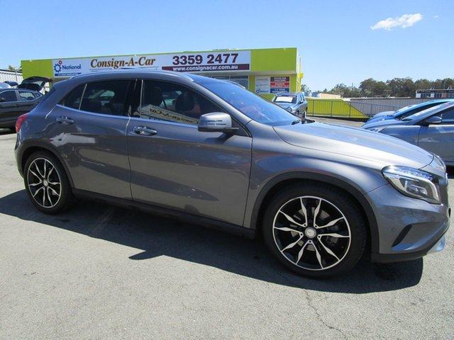 Used Mercedes-Benz GLA-Class X156 806MY GLA250 DCT 4MATIC Kedron, 2016 Mercedes-Benz GLA-Class X156 806MY GLA250 DCT 4MATIC Grey 7 Speed Sports Automatic Dual Clutch