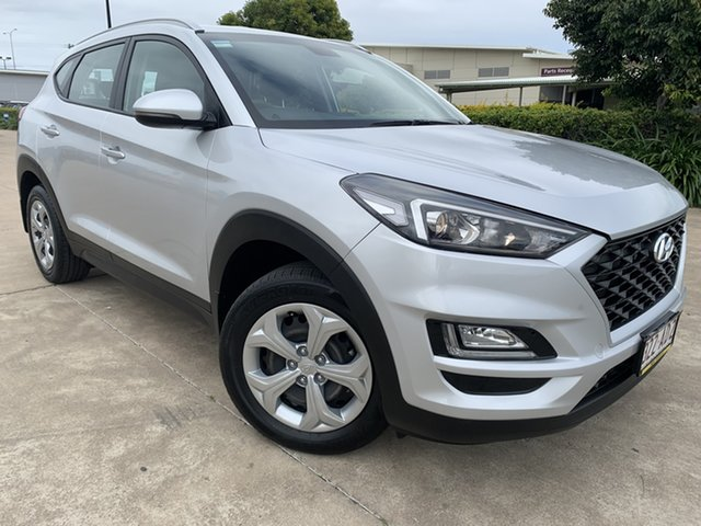 Used Hyundai Tucson TL3 MY19 Go 2WD Townsville, 2018 Hyundai Tucson TL3 MY19 Go 2WD Silver/280219 6 Speed Automatic Wagon
