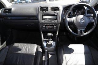 2010 Volkswagen Golf VI MY10 103TDI DSG Comfortline United Grey 6 Speed Sports Automatic Dual Clutch