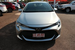 2019 Toyota Corolla Mzea12R Ascent Sport Silver Pearl 10 Speed Automatic Hatchback.