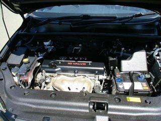 2006 Toyota RAV4 ACA33R CV Black 4 Speed Automatic Wagon