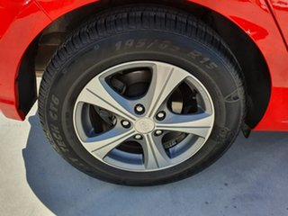 2012 Kia Cerato TD MY12 SI Red 6 Speed Manual Hatchback
