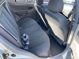 2002 Hyundai Accent LC GL Silver 4 Speed Automatic Hatchback