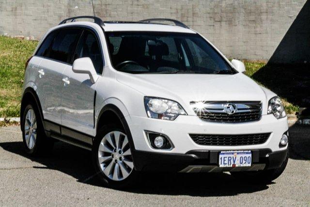 Used Holden Captiva CG MY15 5 LT Melville, 2015 Holden Captiva CG MY15 5 LT White 6 Speed Sports Automatic Wagon