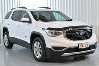 2019 Holden Acadia AC MY19 LT 2WD White 9 Speed Sports Automatic Wagon