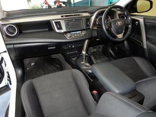 2013 Toyota RAV4 ASA44R GXL (4x4) White 6 Speed Automatic Wagon.