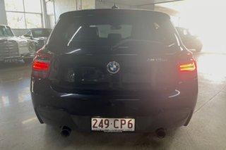 2014 BMW 1 Series F20 MY1113 M135i Black 8 Speed Sports Automatic Hatchback