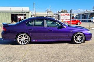 2004 Ford Falcon BA XR8 Purple 4 Speed Sports Automatic Sedan