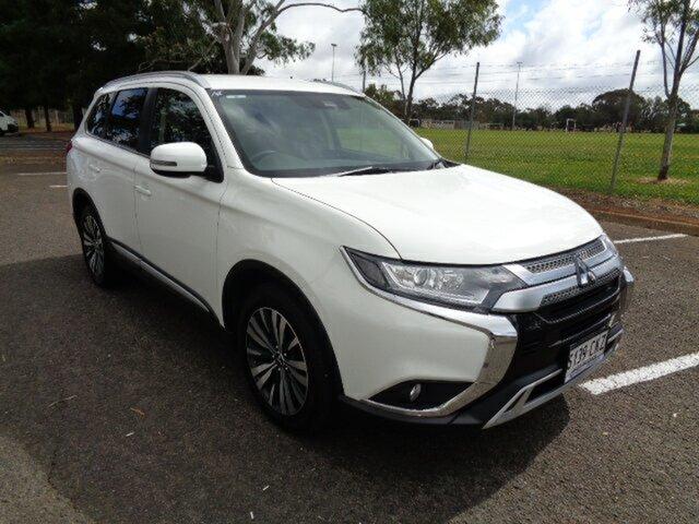 Used Mitsubishi Outlander ZL MY19 LS AWD Elizabeth, 2019 Mitsubishi Outlander ZL MY19 LS AWD White 6 Speed Sports Automatic Wagon