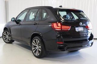 2015 BMW X5 F15 sDrive25d Black 8 Speed Automatic Wagon.