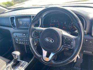 2018 Kia Sportage QL MY18 Si AWD Silver 6 Speed Sports Automatic Wagon