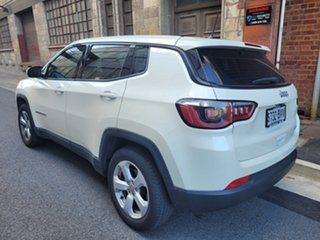 2017 Jeep Compass M6 MY18 Sport FWD White 6 Speed Automatic Wagon
