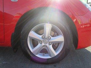 2008 Mazda 3 BK10F2 MY08 Neo Sport Red 4 Speed Sports Automatic Hatchback