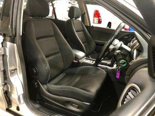 2006 Holden Commodore VZ MY06 SV6 Silver 5 Speed Sports Automatic Sedan