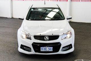2013 Holden Ute VF SS-V White 6 Speed Automatic Utility.