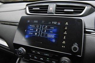 2018 Honda CR-V RW MY18 VTi-LX 4WD Silver 1 Speed Constant Variable Wagon