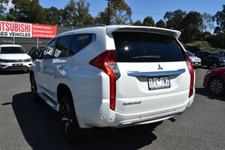 2018 Mitsubishi Pajero Sport QE MY18 Exceed White 8 Speed Sports Automatic Wagon.