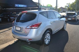 2013 Nissan Murano Z51 MY12 ST Silver Continuous Variable Wagon.